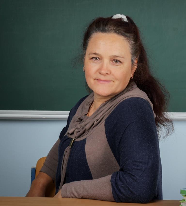 Надія Семенівна Олексійчук