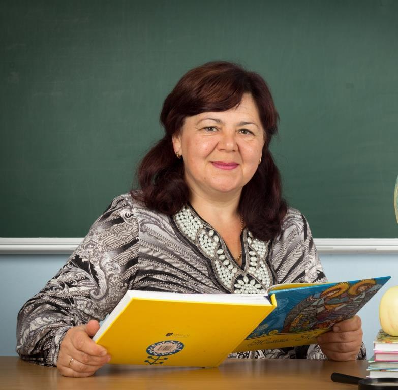 Олена Олександрівна Білокриницька