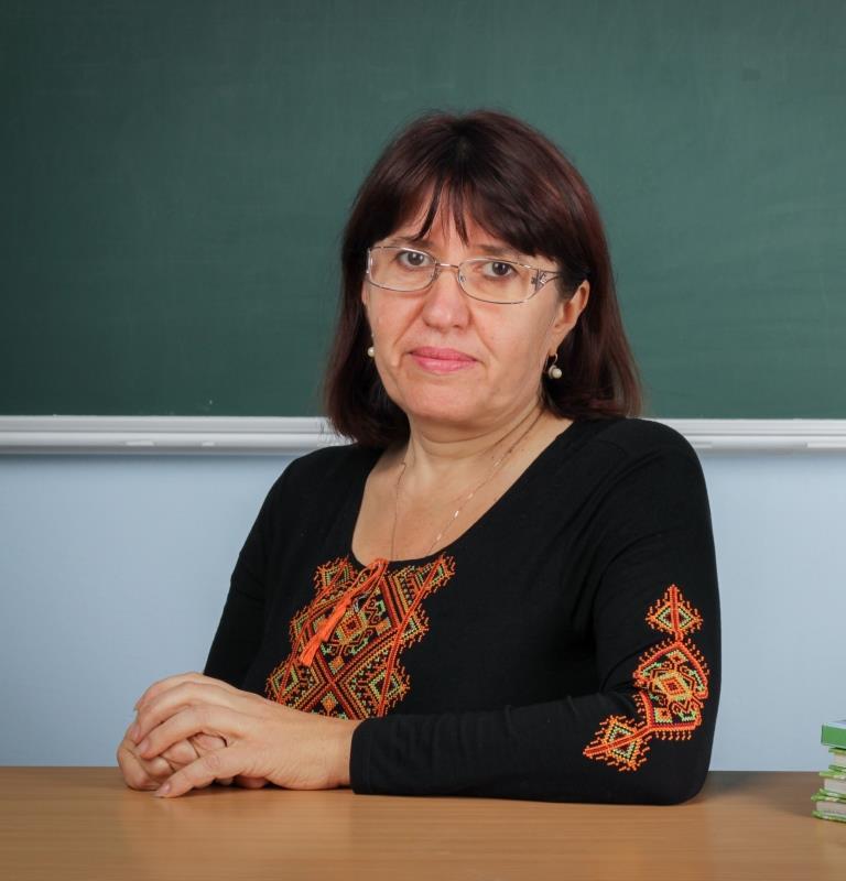 Людмила Михайлівна Підгорна